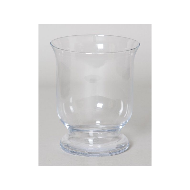 LEX - Vase Verre Rond D18 x H22 cm