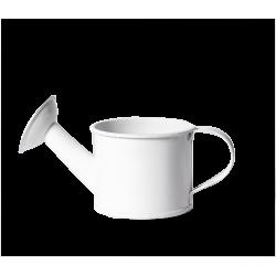 WATERING - Arroisoir Zinc Blanc D7 x H6 cm par 12