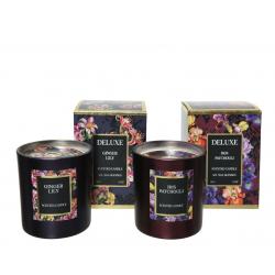 GIFTBOX - Boîte cadeau bougies parfumées par 2 Longue durée