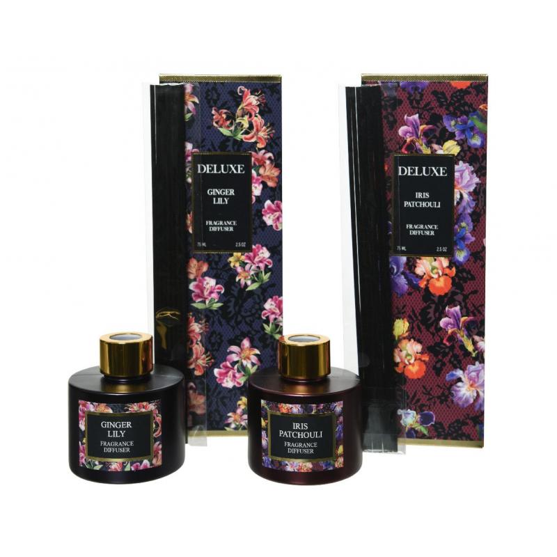 GIFTBOX - Boîte cadeau diffuseur de parfum par 2 Longue durée