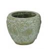 NIMA - Pot Céramique Vert D13 x H11 cm