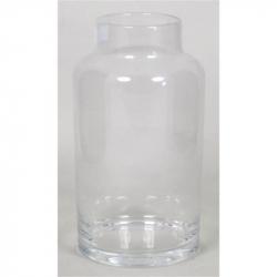 Vase Verre Baratte D12 x H24 cm