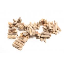 DRIFTWOOD - Guirlande de bois flotté Naturel 100 cm