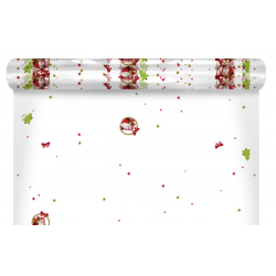 SANTA - Cello Fantaisie Santa Rouge 60x120m