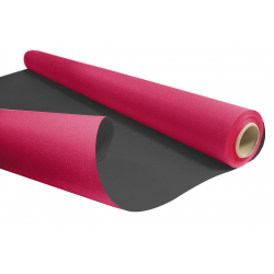 Kraft Duo Rose/Noir 0.80 x 40m