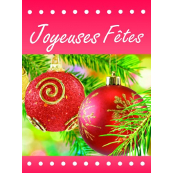 FETE - Etiquettes Voeux Tendresse par 500 Joyeuses Fêtes 6647