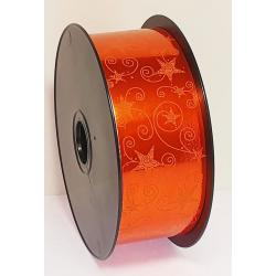 Ruban Métal Darius 50mmx50m Orange