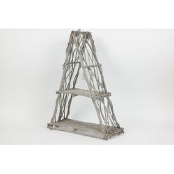 TRIANGLE - Decoration triangle Vigne Blanchi