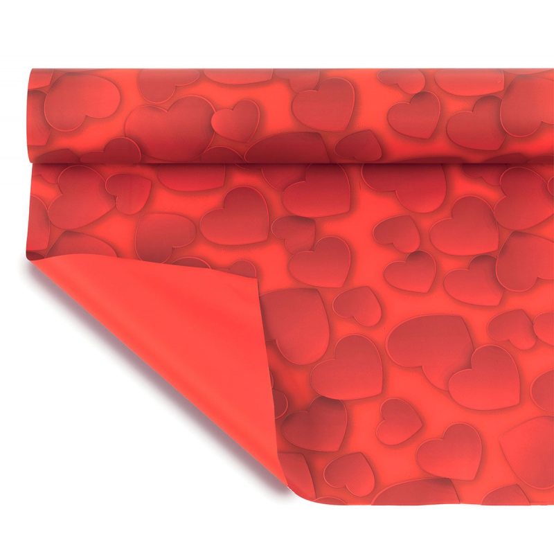 MODERN LOVE - Opaline Rouge 0.80 x 40 m