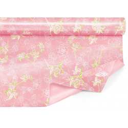 TIPHAINE - Bulle Clayrbrill Rose 0.80 x 40 m