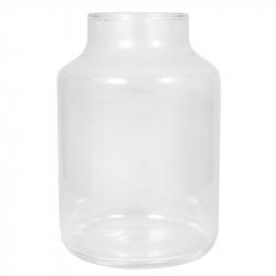 BARATTE - Vase Verre D10.3/16.8 x H24.5 cm