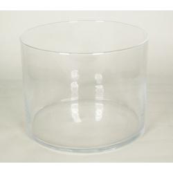 Vase Verre Cylindre D25 x H20 cm