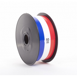 Ruban Tricolore 50mm x 50 m