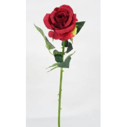 Rose Rouge H69 cm