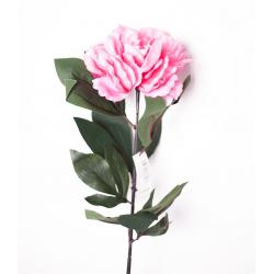 Pivoine Rose H78 cm