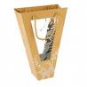 Sac Conique Kraft Naturel 1er Mai 24 x 9 x H36 cm par 10