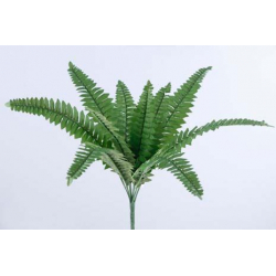 Branche de Fougère Vert H44 cm