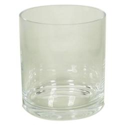 CYL - Vase cylindre coupe à froid D16 H18 cm