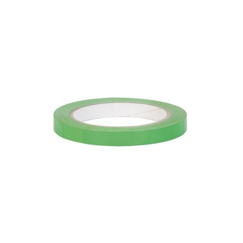 Adhésif PVC Vert 12mmx66m