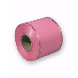 Ruban Deuil Cérémony Rose Bonbon 75mm x 46m