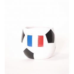 Cache-pot Ballon de Foot d6 cm