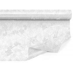TIPHANIE - Bulle Clayrbril Blanc 0.80 x 40 m