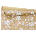 LITTLE BIRD - Papier Kraft Naturel Water Resistant 0.79 x 25 m