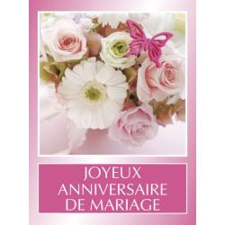 Etiquettes  Voeux Tendresse par 500 Anniversaire de Mariage