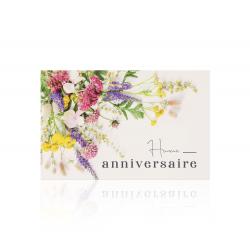 """Anniv - Carte Jeso """"Romantico"""" par 10 Joyeux Anniversaire"""