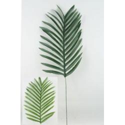 LEAF - Feuille Palme H69 cm vert foncé