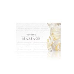 Carte Jeso Twist par 10 Heureux Mariage