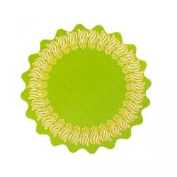 Coll. Rondella. 4coul. 68 cm par 100F