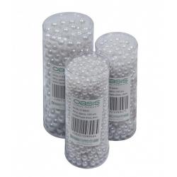 Perles 10 mm Blanc par 120
