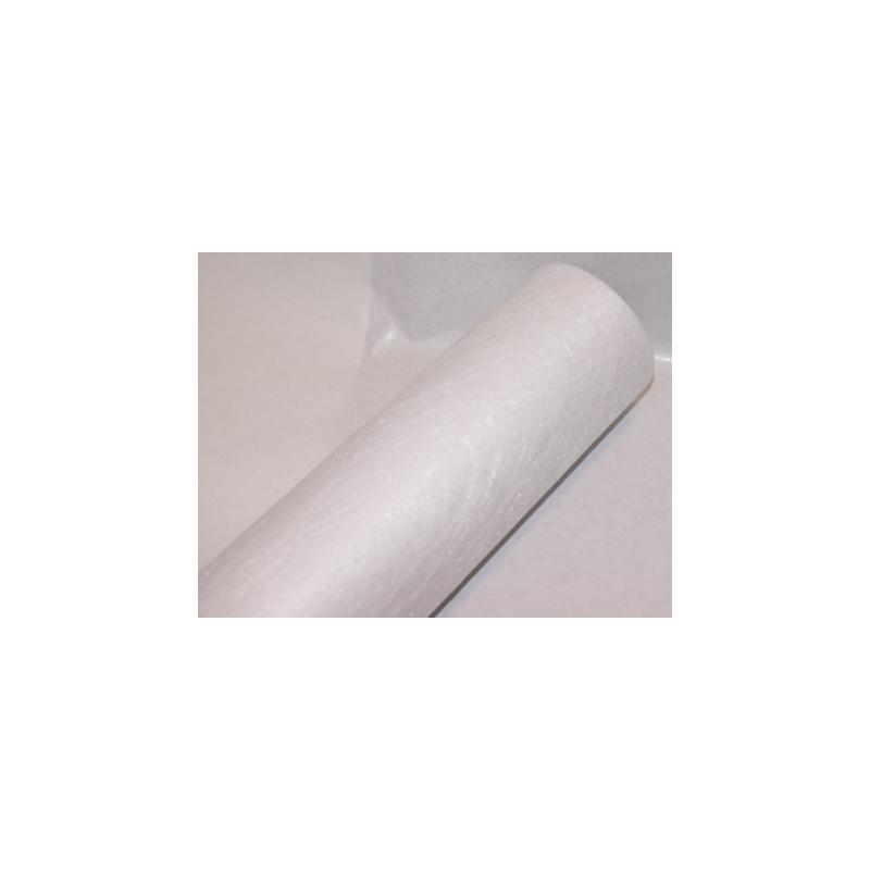 Fibre 0.8x40m Blanc