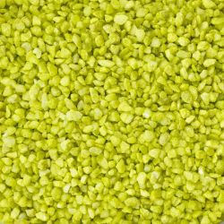 Graviers 2-3 mm Vert Pomme par 2.5L