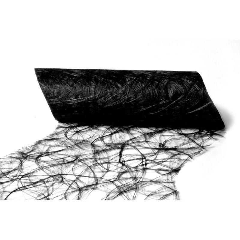 Fibre Sizoweb Noir 1101 0.6 x 25 m