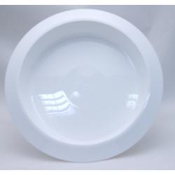 Bac Rond PVC Blanc 300x50...