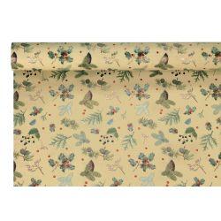NATALIA - Opaline motifs Ecru 0.80 x 40 m 40µ