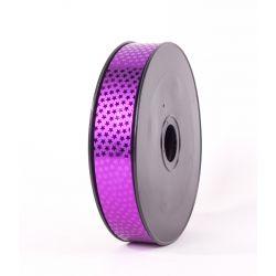 Ruban Métal Elois 25mmx50m Violet