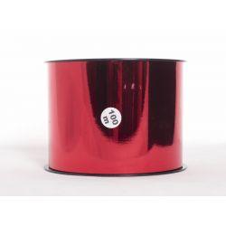 Ruban Miroir Rouge 100 mm x 100 m