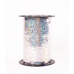 PRISMATIC - Bolduc Miroir Argent 10 mm x 200 m