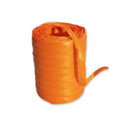 Raphia Synthétique Orange L200m
