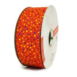 SOCHI - Ruban Poly Orange 50 mm x 100 m