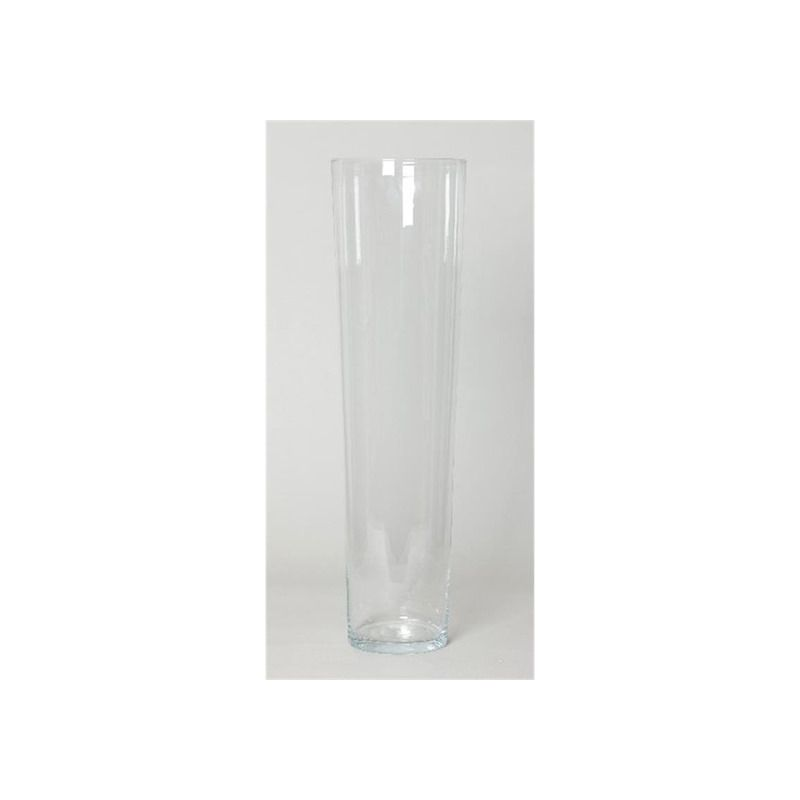 Vase Conique d19 h70 cm
