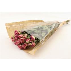 ROSA - Bouquet emballé Rosa...