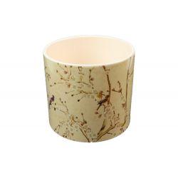 BLOSSOM - Céramique Cache-pot Cerise D15,5 x H14 cm