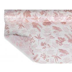 AROMATIQUE - Opaline icepaper Rose 0,80 x 40m