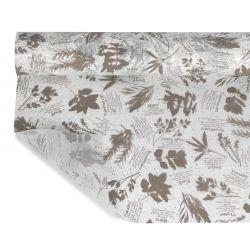 AROMATIQUE - Opaline icepaper Taupe 0,80 x 40m