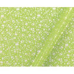 FILETS - Bulle Vert pomme 0,80 x 40 m