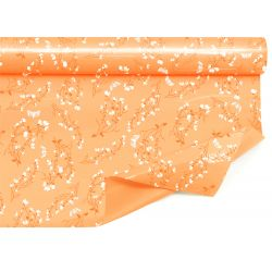 ELOISE - Bulle Clayrbrill Orange 0.80 x 40 m